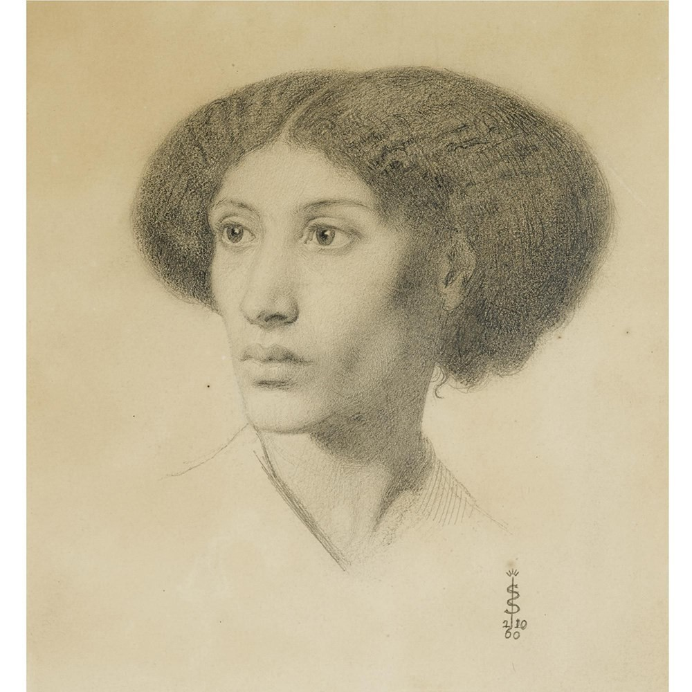Fanny Eaton: The Black Pre-Raphaelite Muse that Time Forgot | AnOther