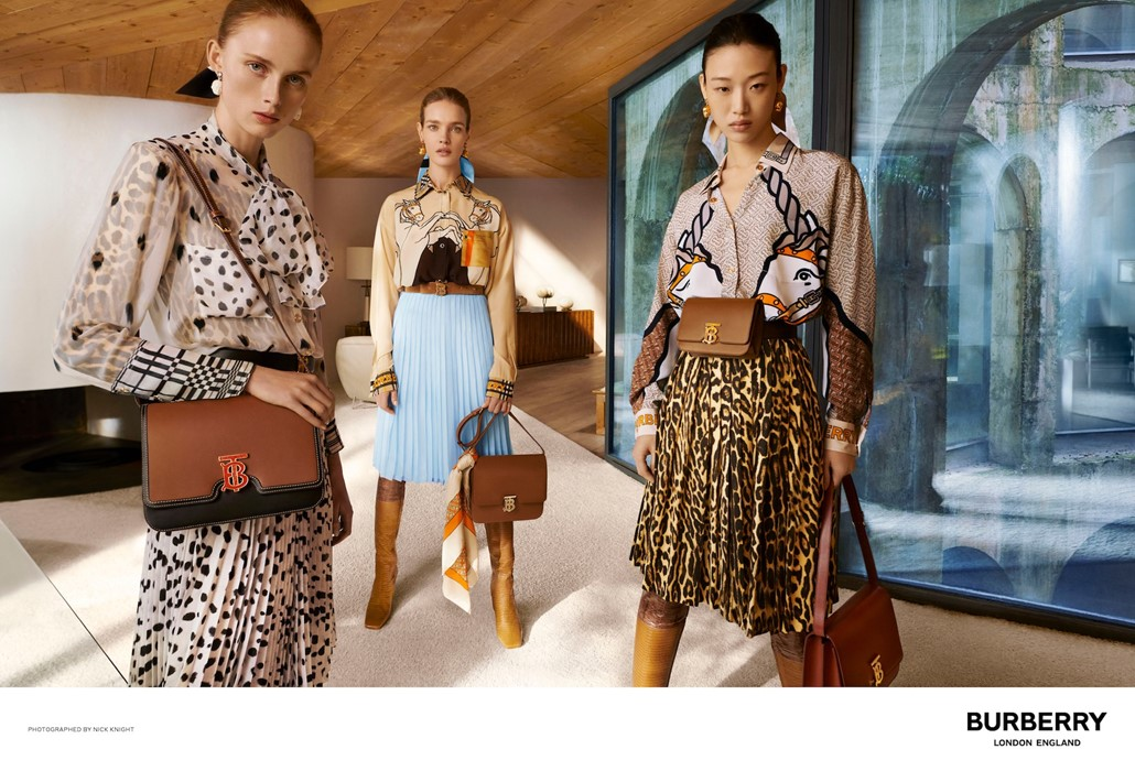6d3547906320a2 Riccardo Tisci Drafts in Six Photographers for His Debut Burberry ...