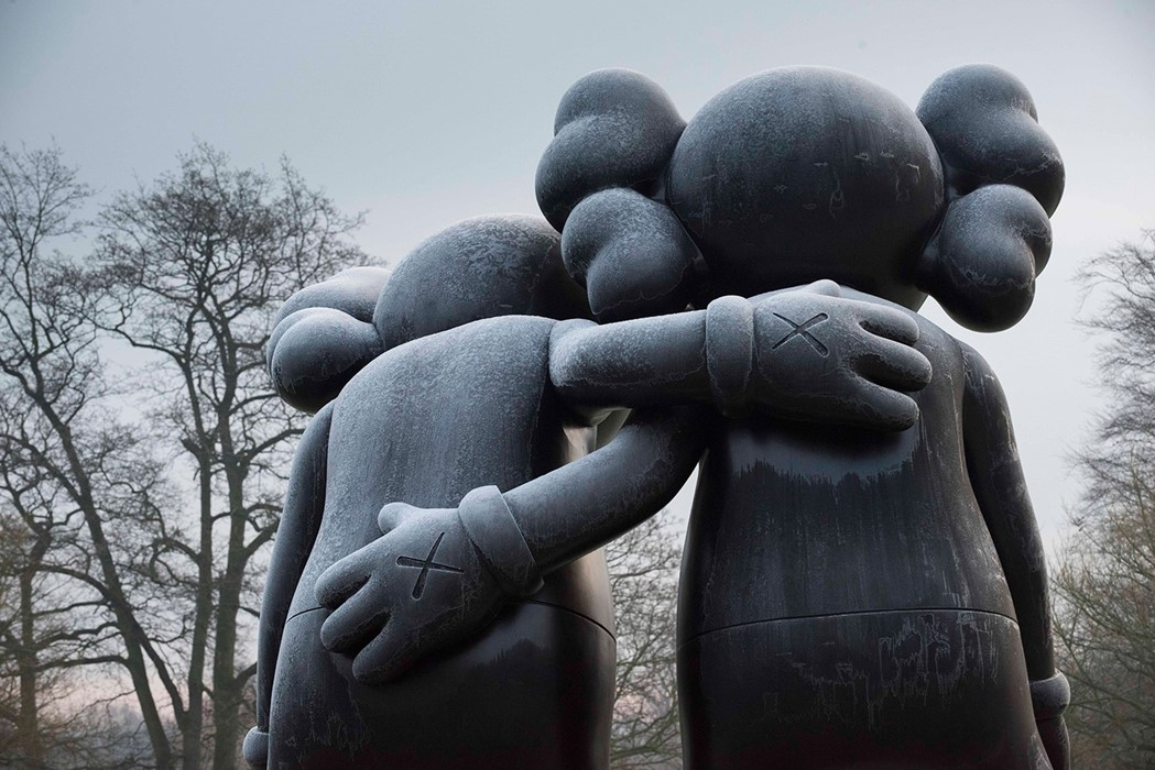 9f9ebd43 The Supersized Sculptures of KAWS   AnOther