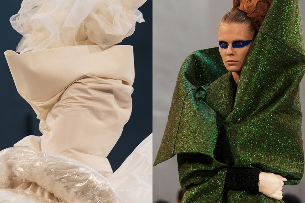 df30b21e0f What to make of Galliano's Low-Tech Margiela? | AnOther