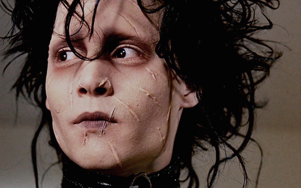 what is the theme of edward scissorhands
