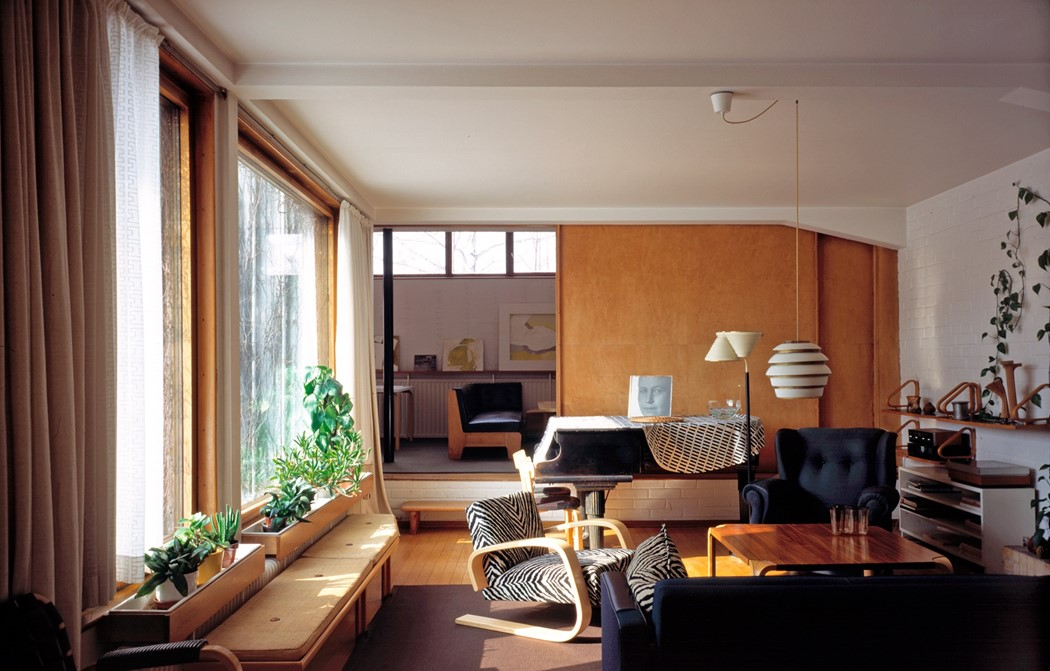 Inside the Home of 'Everyday Modernists' Aino & Alvar Aalto | AnOther
