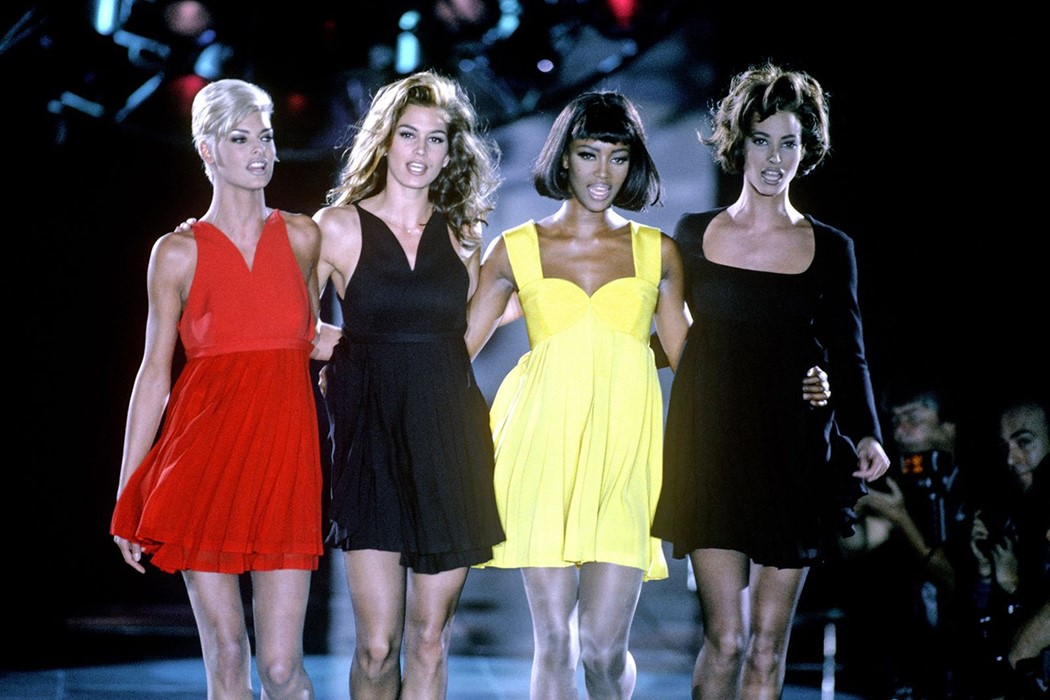 004fc2f21ab The Gianni Versace Spectacle That Revolutionised the Runway