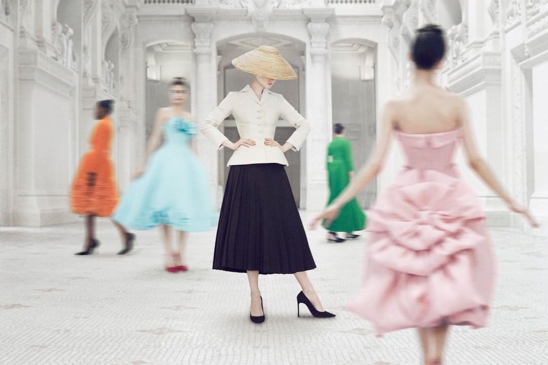 You Can Now See Dior's 'Designer of Dreams' Exhibition From Home