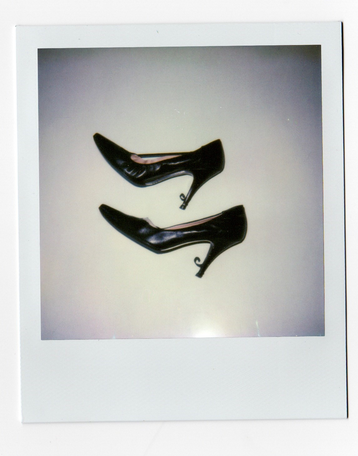 Black after party pumps, 2005