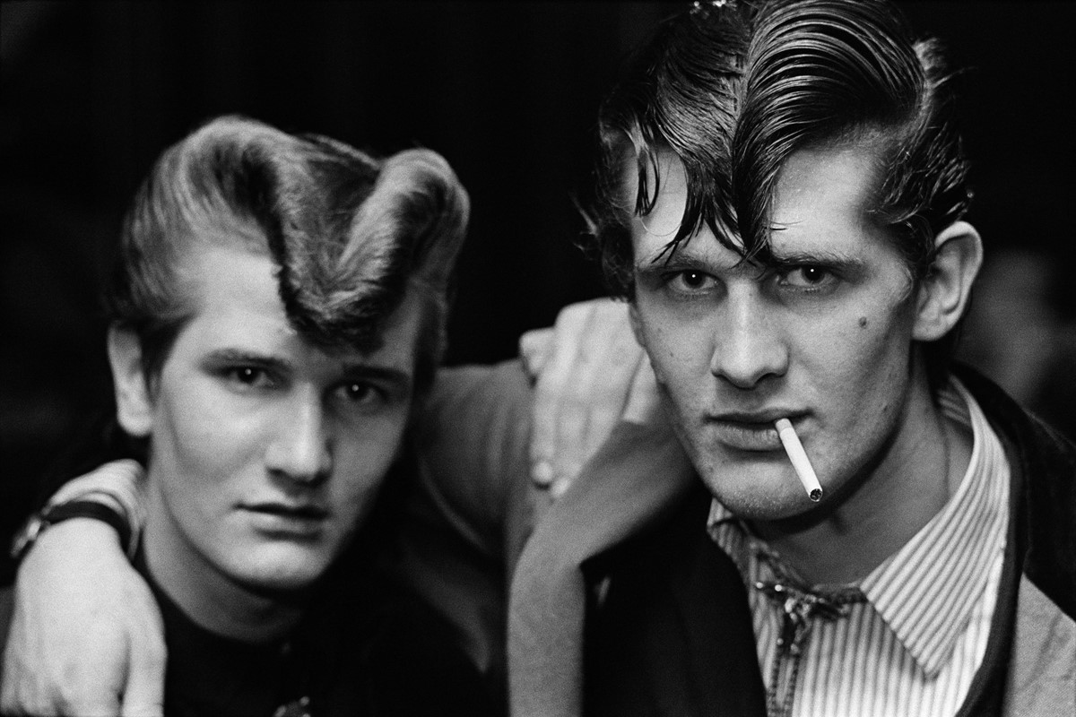 Documenting The 1970s Revival Of Teddy Boy Style