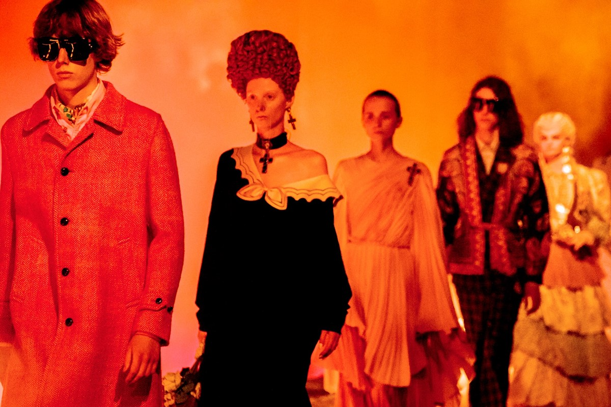Death Becomes Her: Gucci, and Fashion's Immortality Immorality