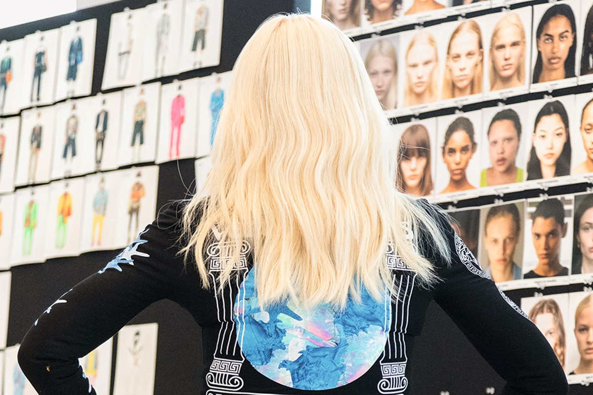 Donatella Versace Speaks on the Importance of Community and Inclusivity