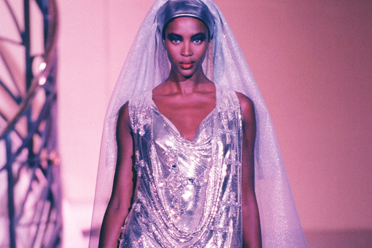 5d189a3f5ed2 The Show That Would Become Gianni Versace s Creative Epitaph