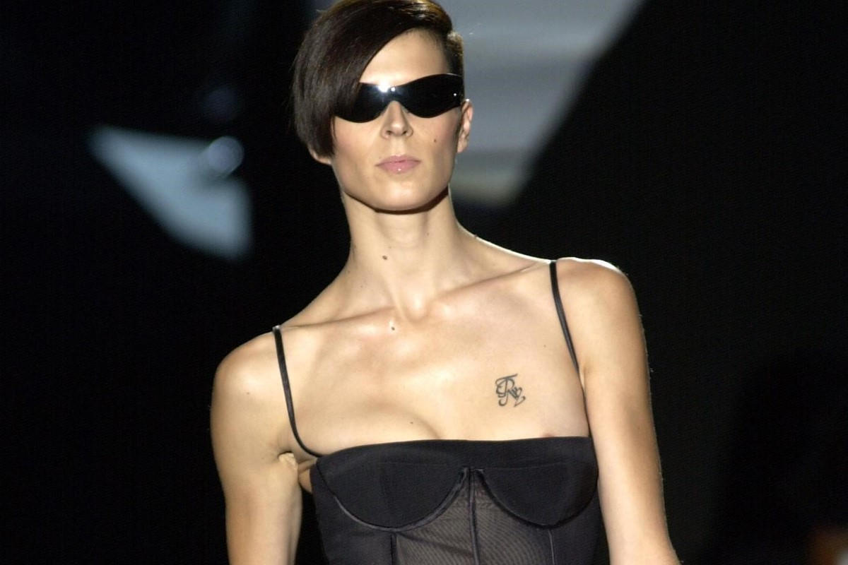 Five Times Sunglasses Ruled the Tom Ford Runway