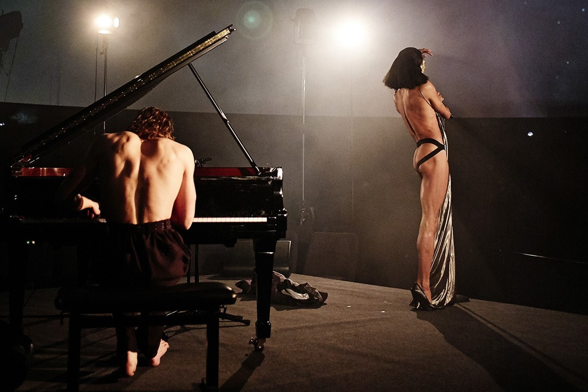 The Story Behind MJ Harper's Beguiling New Show, Arias for a New World