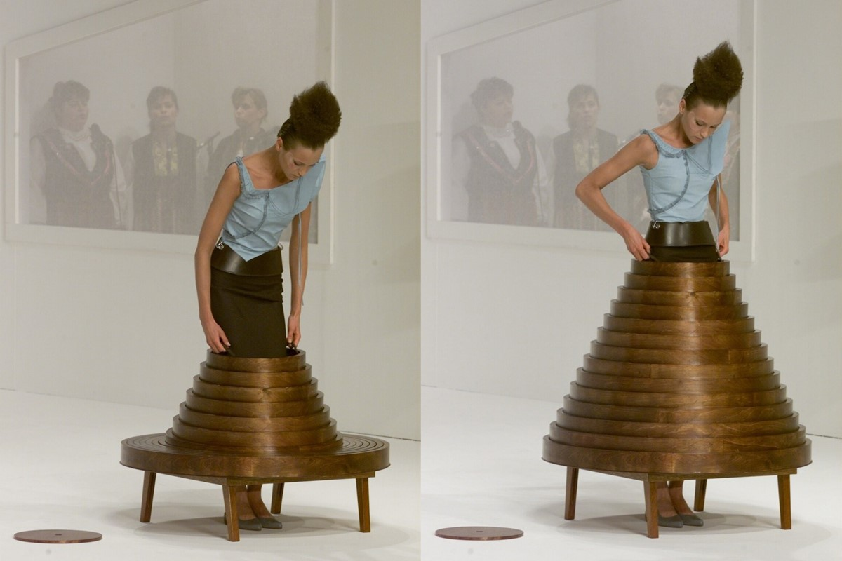 Hussein Chalayan S Most Extraordinary Fashion Moments Another