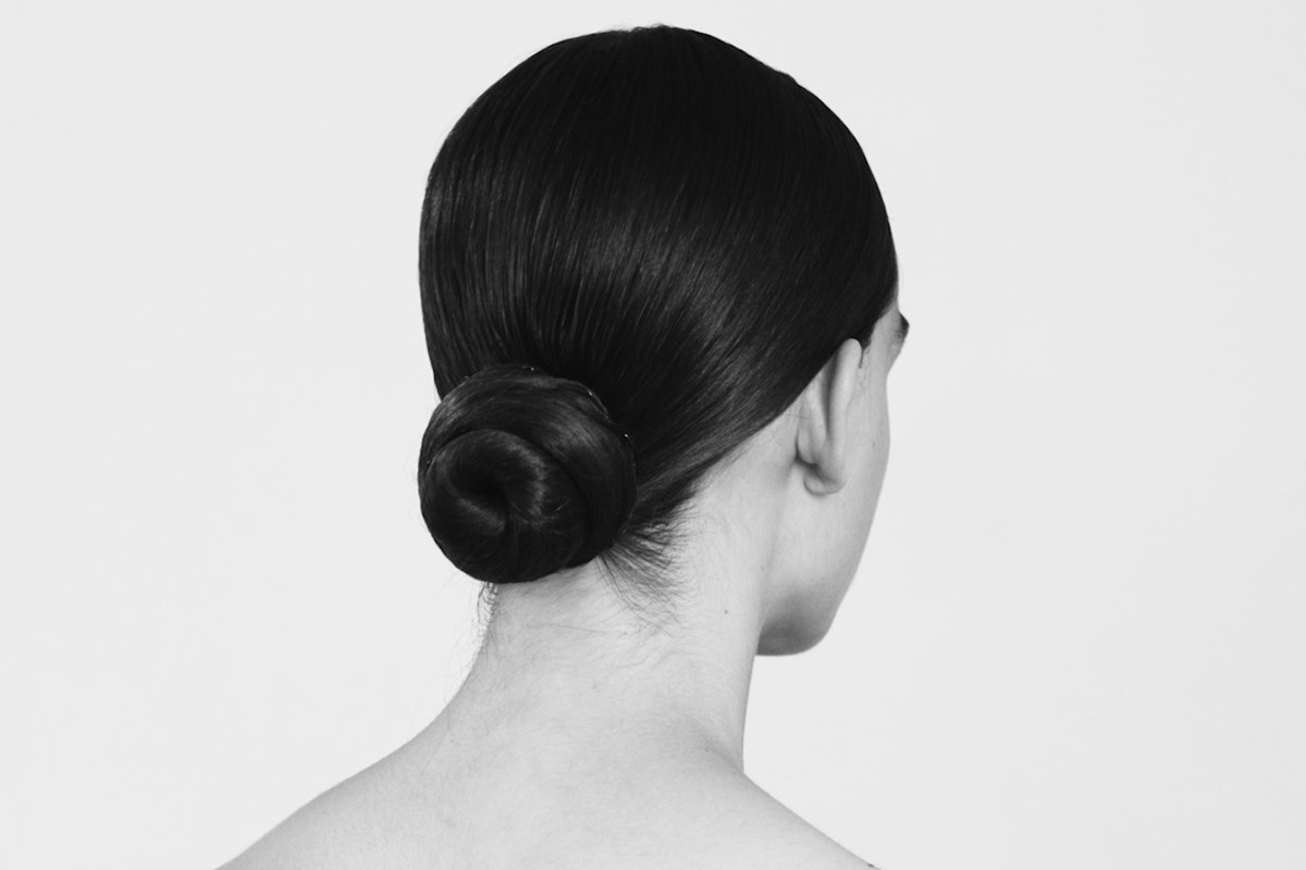 A Step By Step Guide To Styling A Sleek Low Bun Another