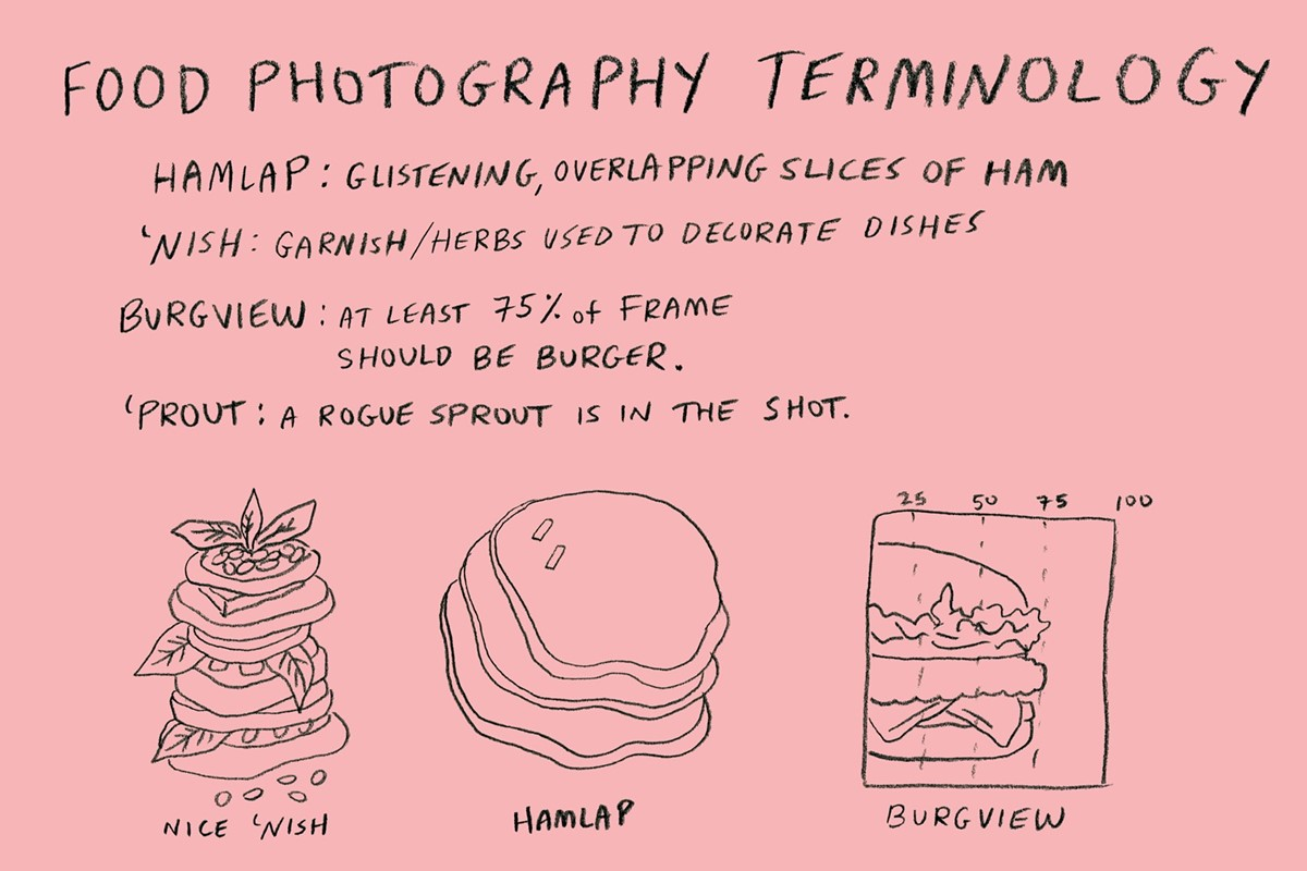 The Illustrated Book Finding Humour in Culinary Critique