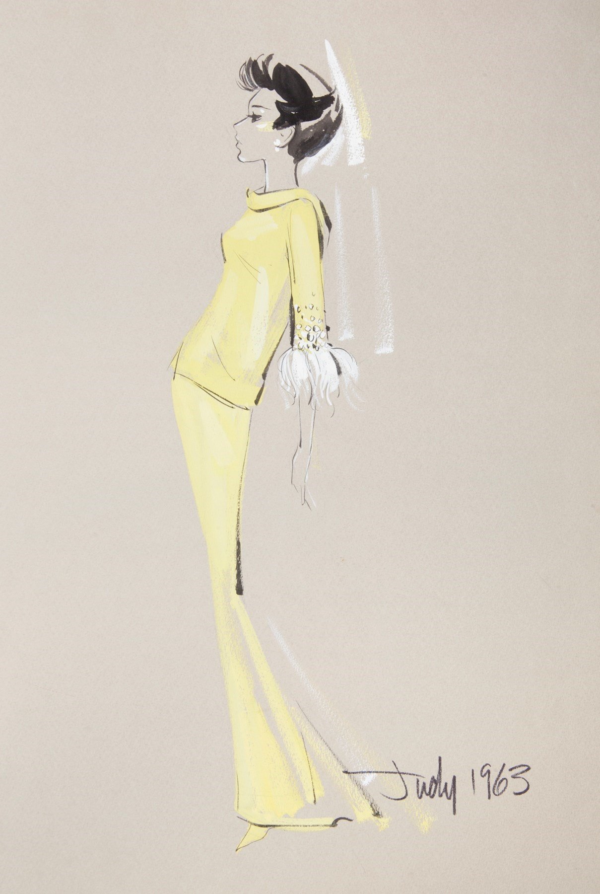 71617.00 THE JUDY GARLAND SHOW COSTUME ILLUSTRATIO
