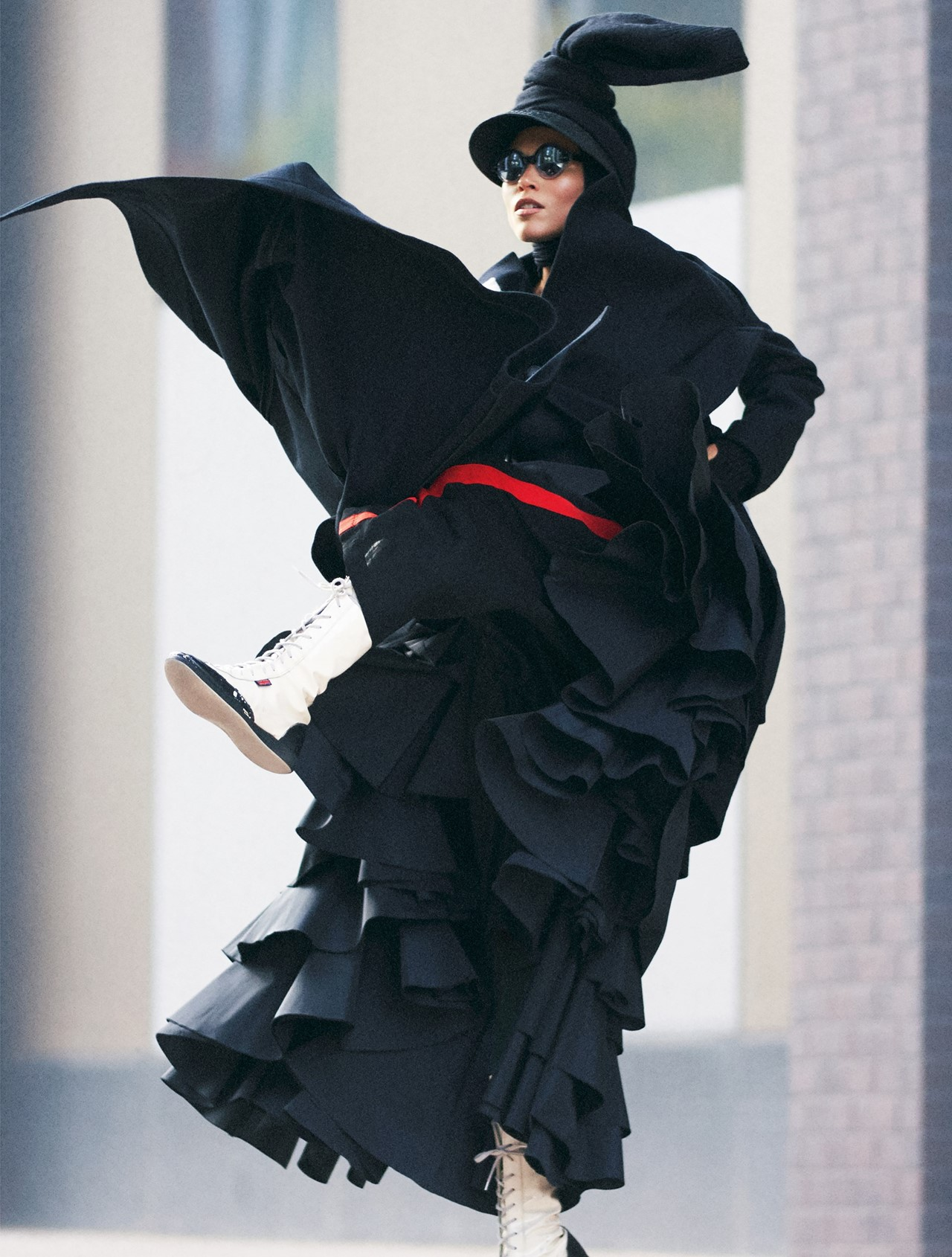 Perpetual Revolution The Paradox Of Yohji Yamamoto Another