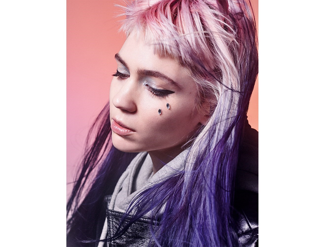 Grimes for AnOther Magazine S/S16