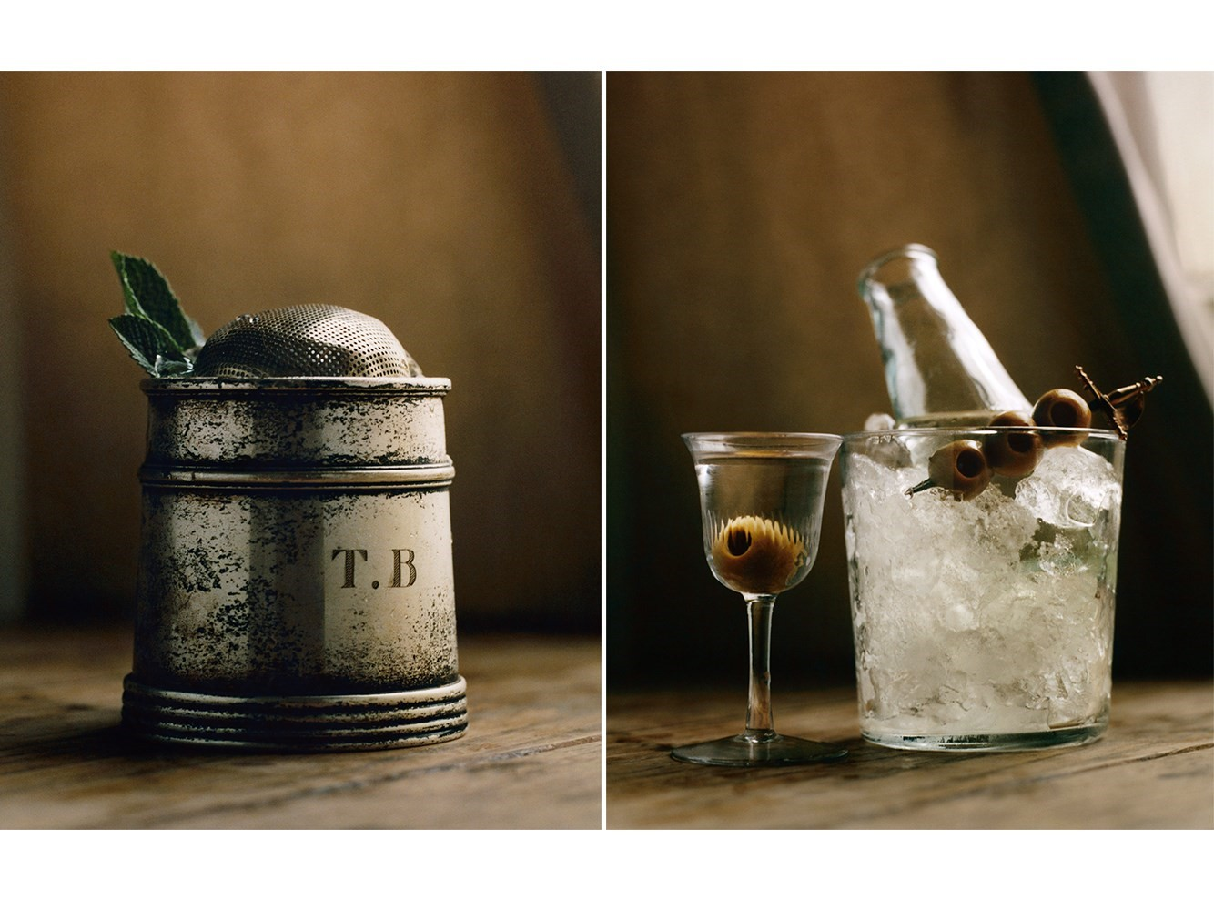 How to Concoct, Savour and Serve Four Classic Cocktails