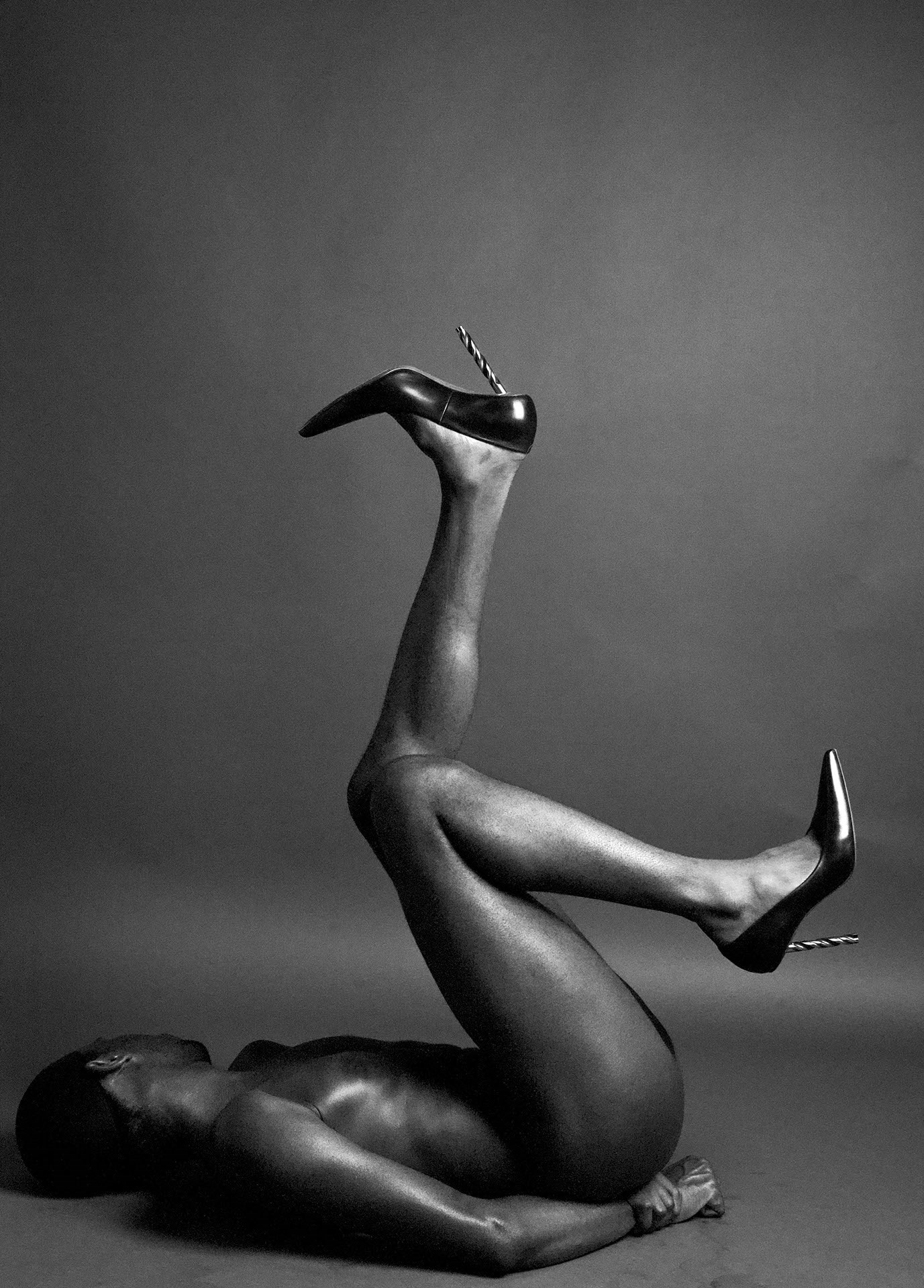 Ajamu X archive Black queer art photography