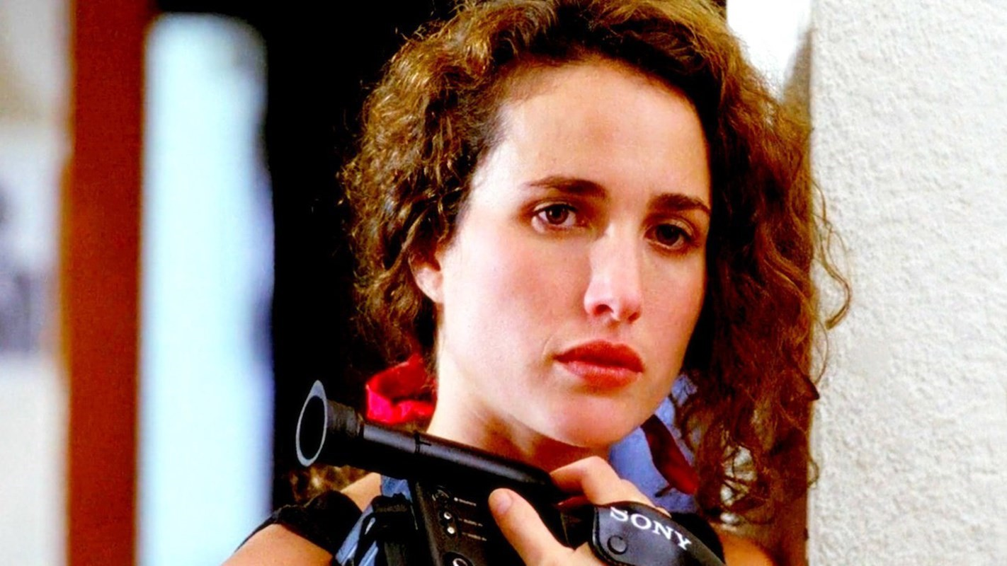 Andie Macdowell Sex Tape lessons in style and houseplants from sex, lies, & videotape