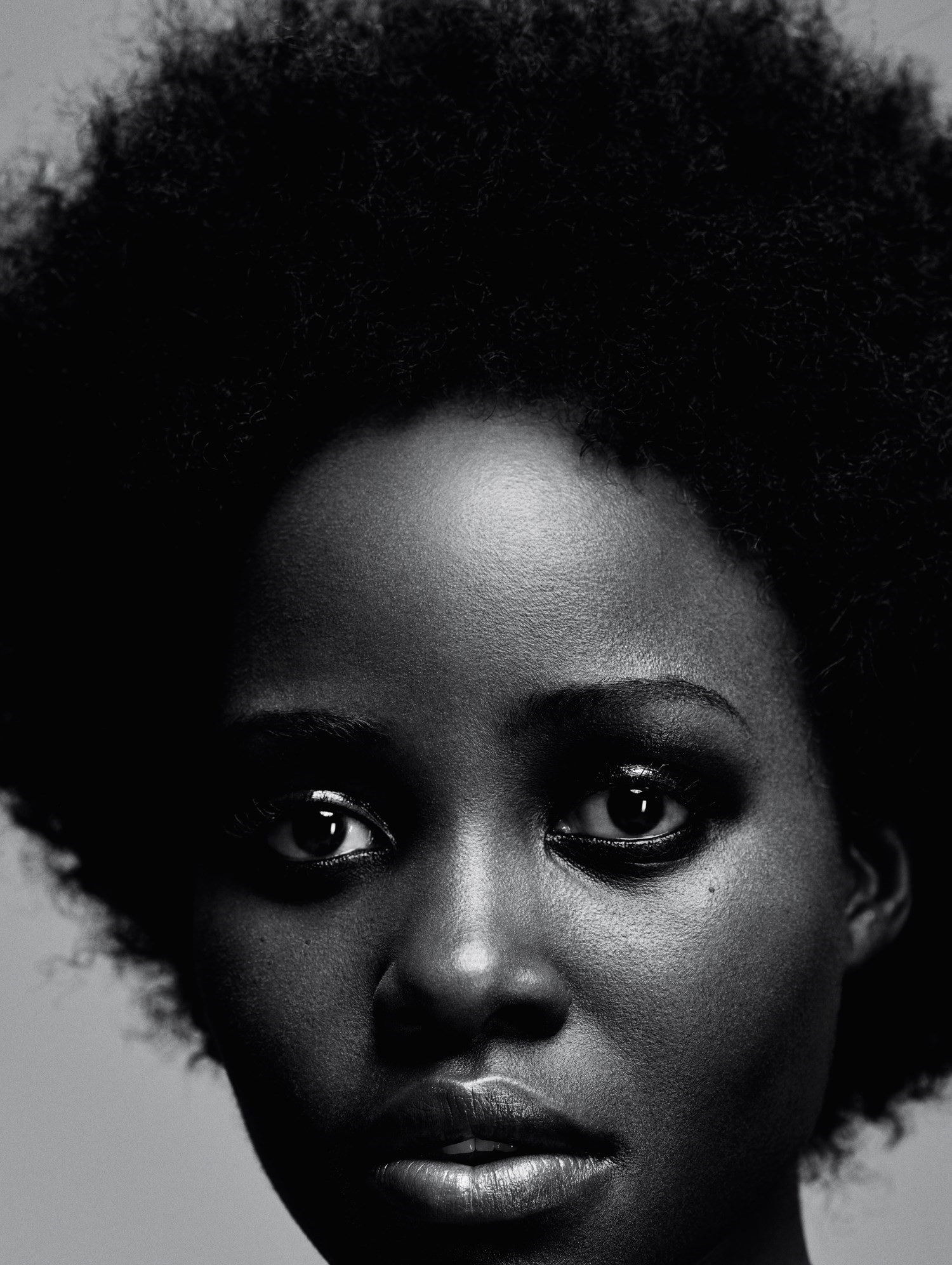Lupita Nyong'o AnOther Magazine cover full story