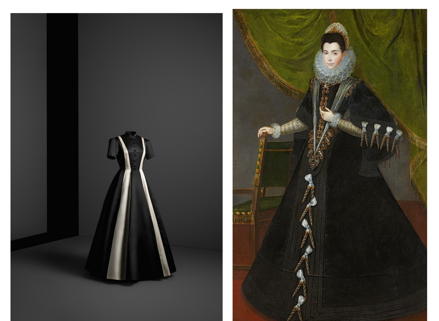 doce proporción silencio  How Spanish Painting Influenced Cristóbal Balenciaga | AnOther