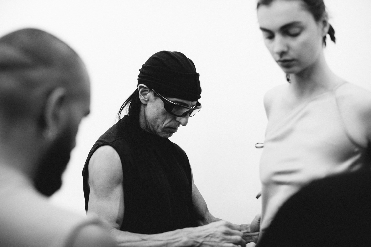 Rick Owens AW20 FW20 Performa Womens fittings