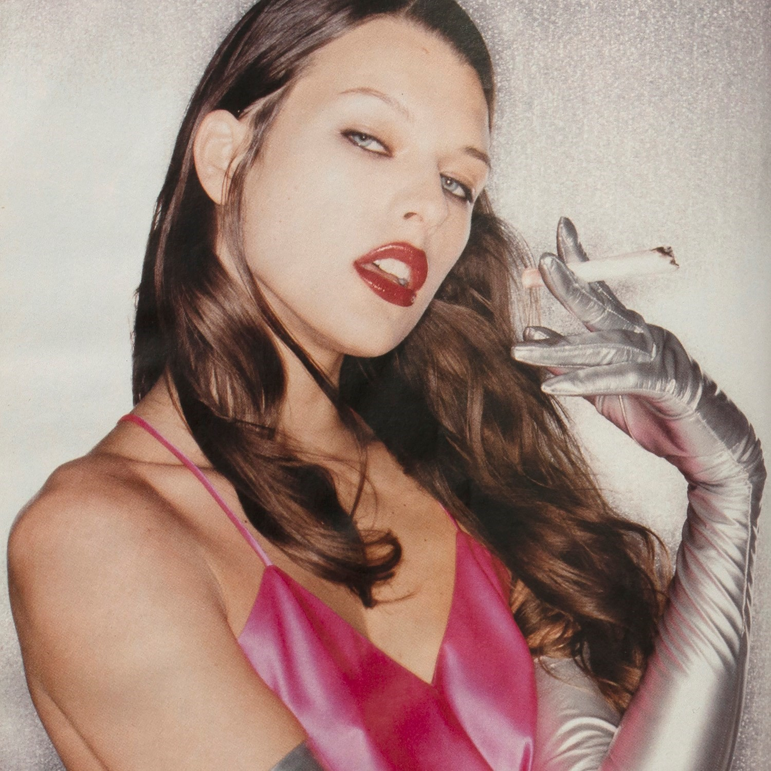 High Times #231 (Milla Jovovich) November, 1994