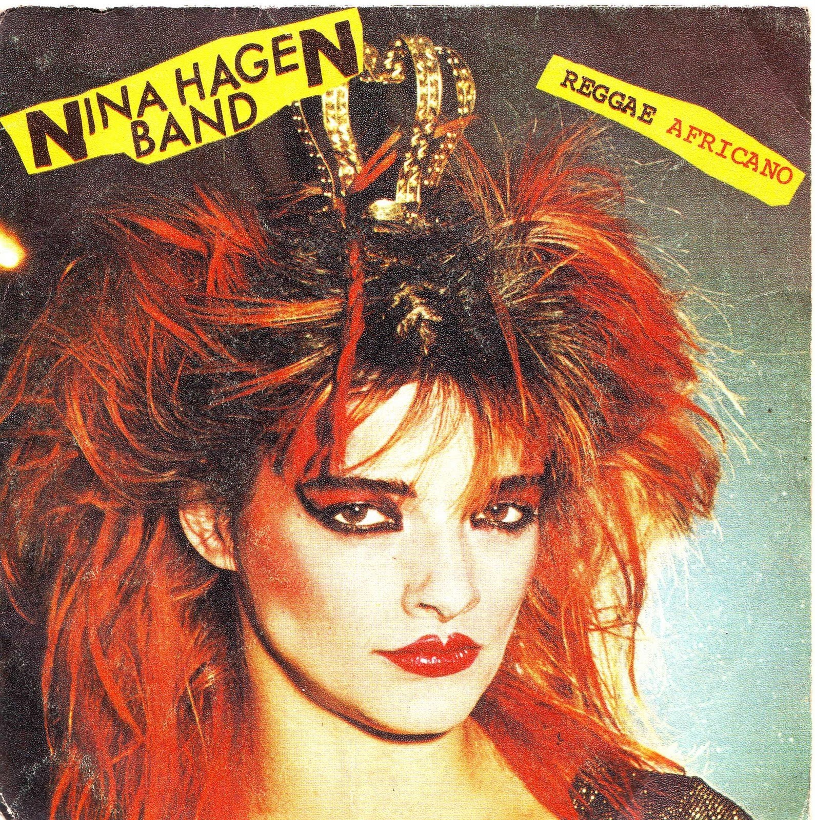 Nina Hagen - the godmother of punk
