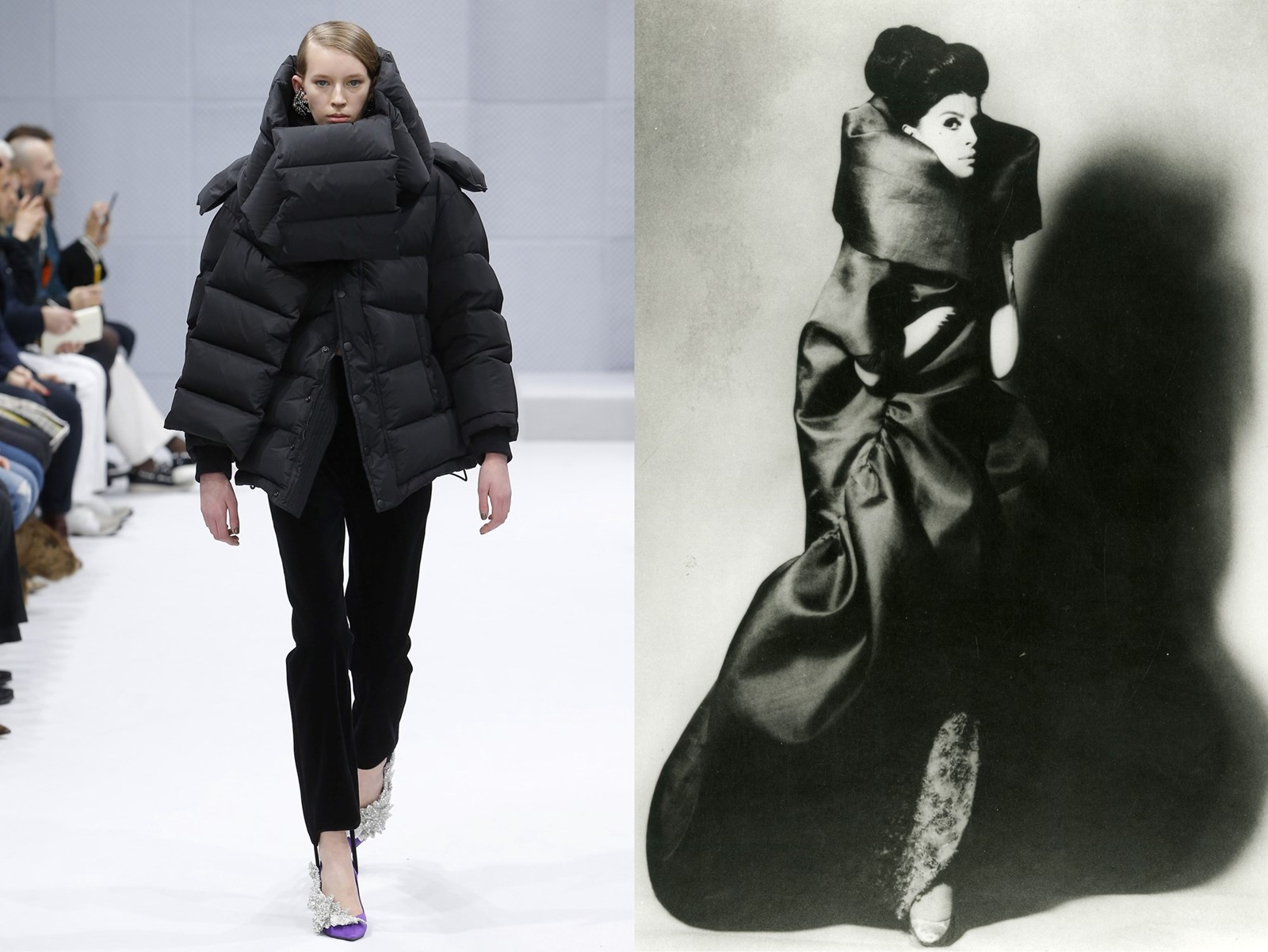The Evolution of Balenciaga's Hero Silhouette | AnOther