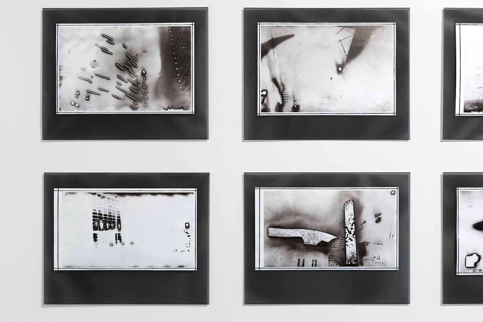 Antony Cairns: Process, installation view