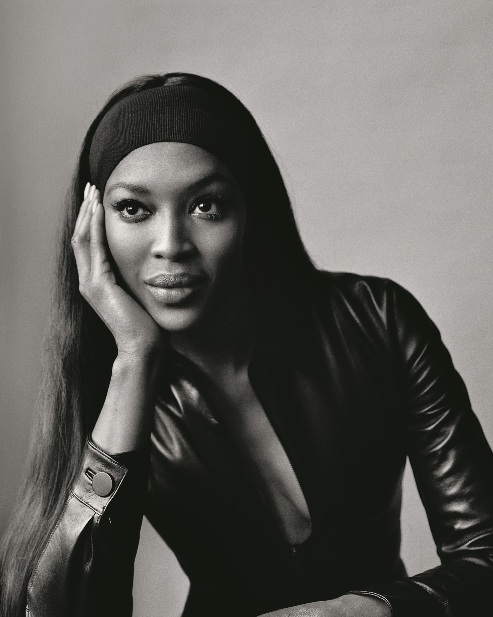 Azzedine Alaia Naomi Campbell Alasdair McLellan AnOther