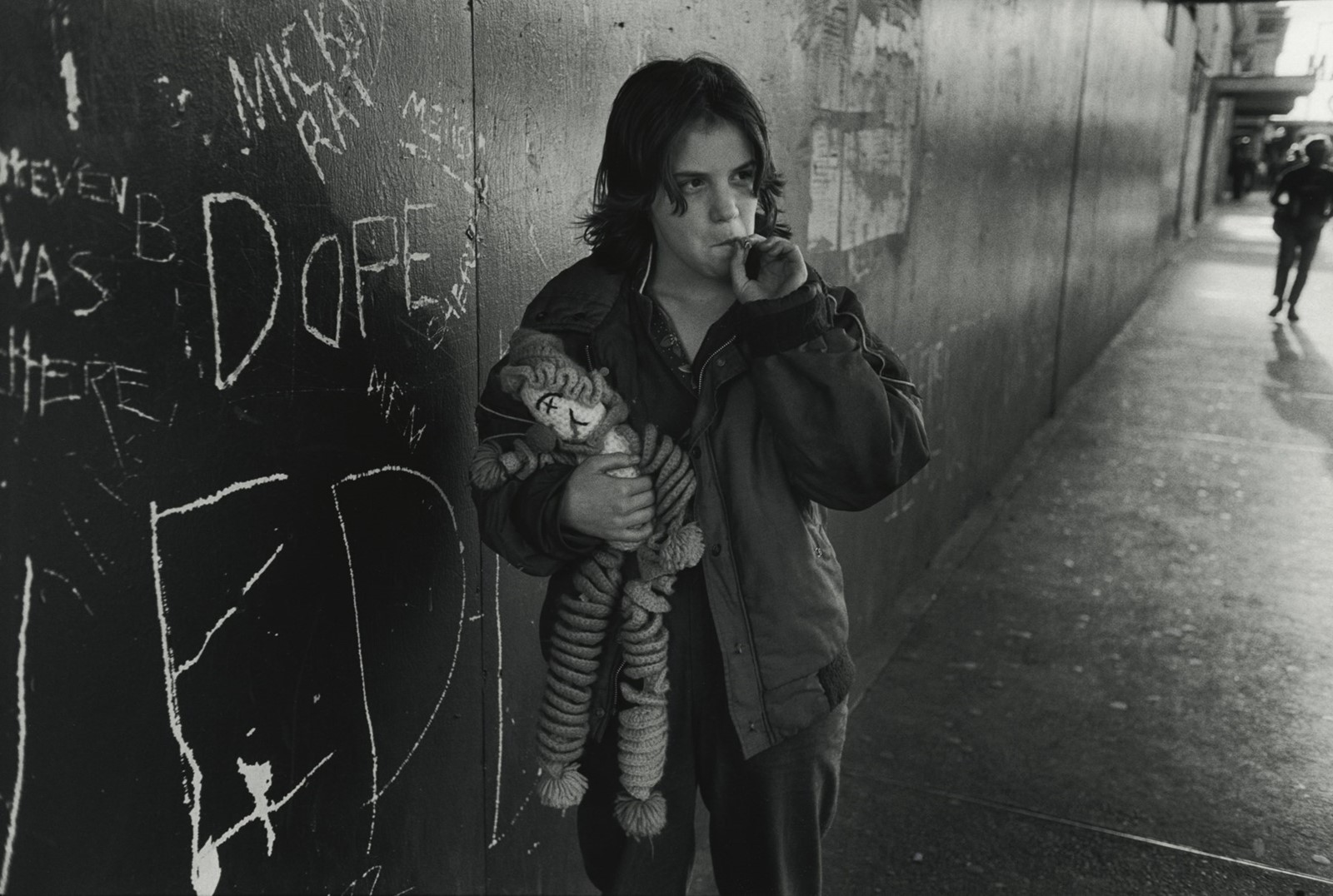 15. Mary Ellen Mark, from Streetwise, 1983, Howard
