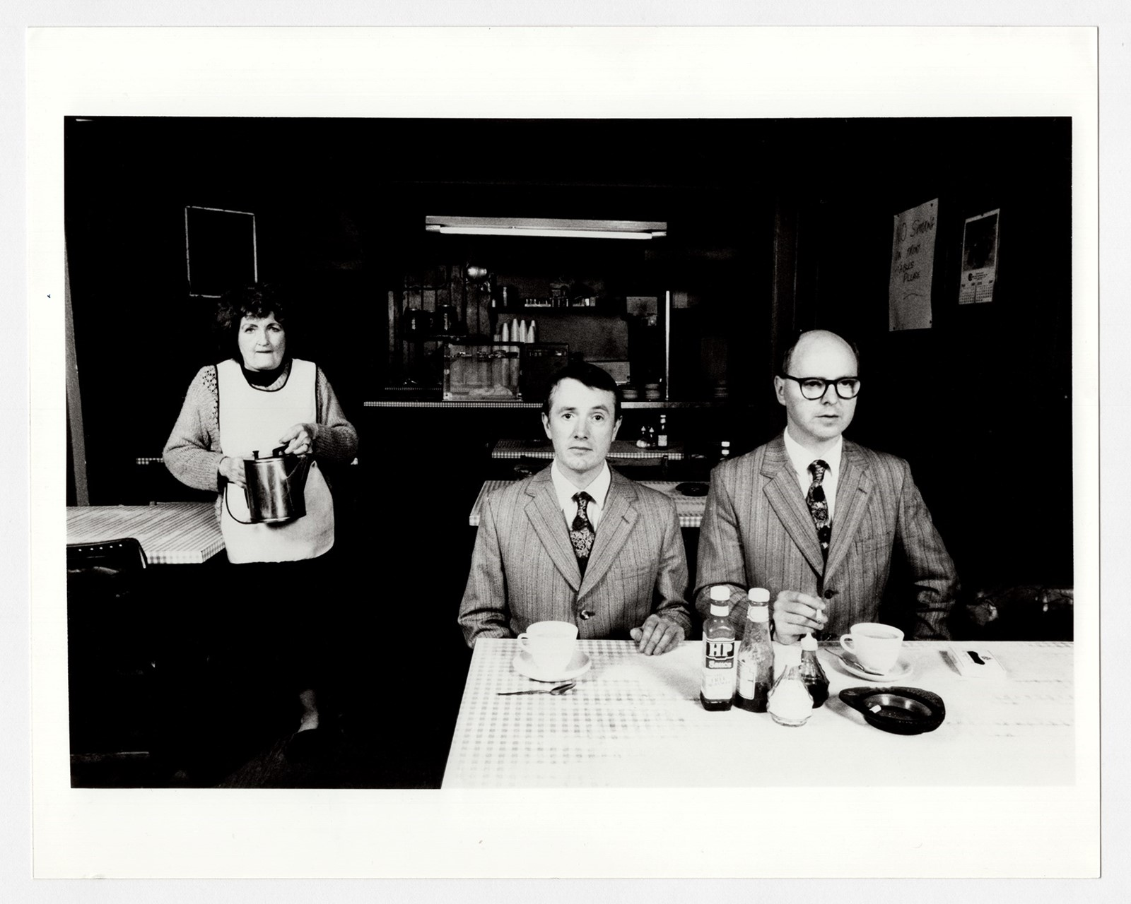 Gilbert and George, Untitled