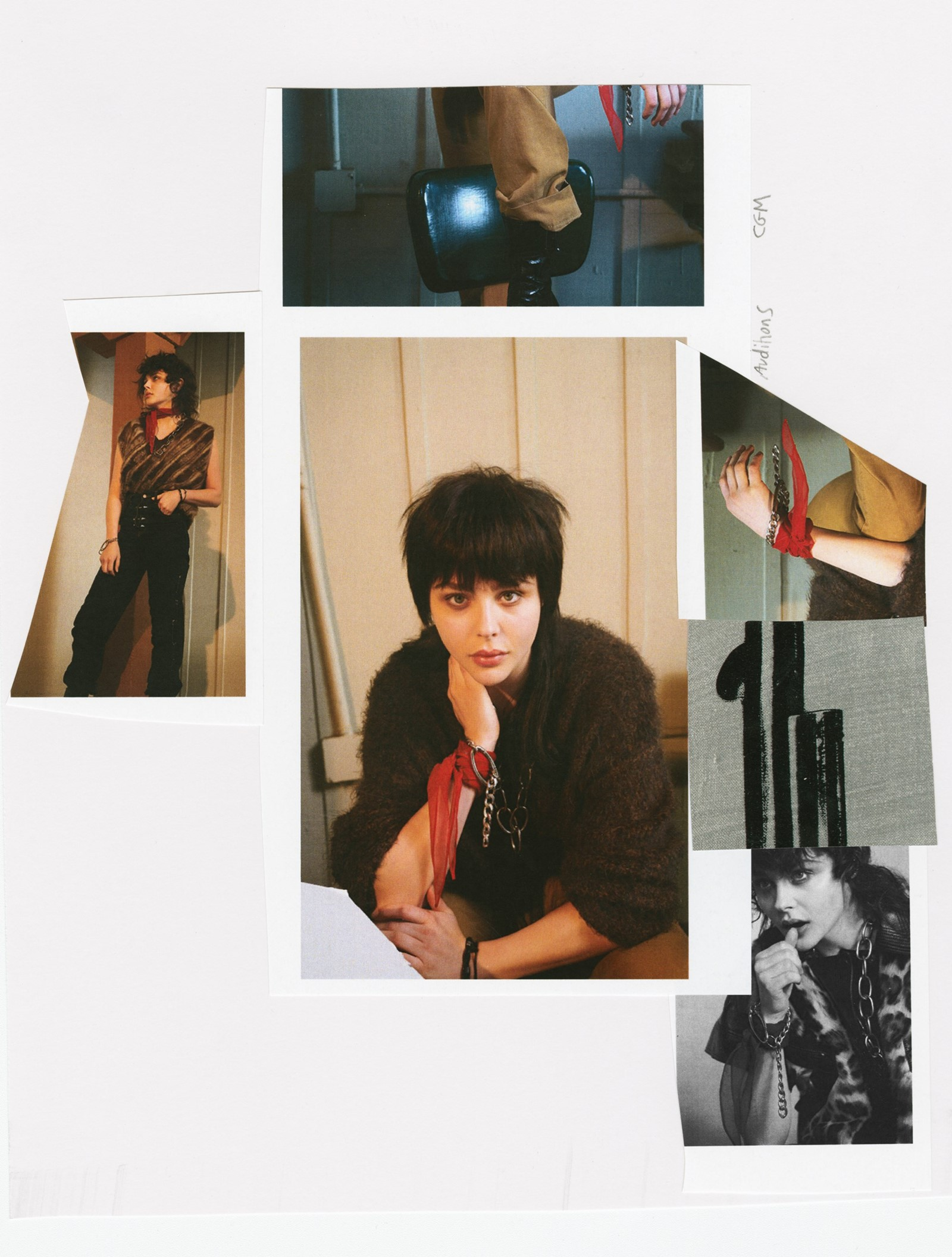 Photography by Collier Schorr, Styling by Katie Shillingford