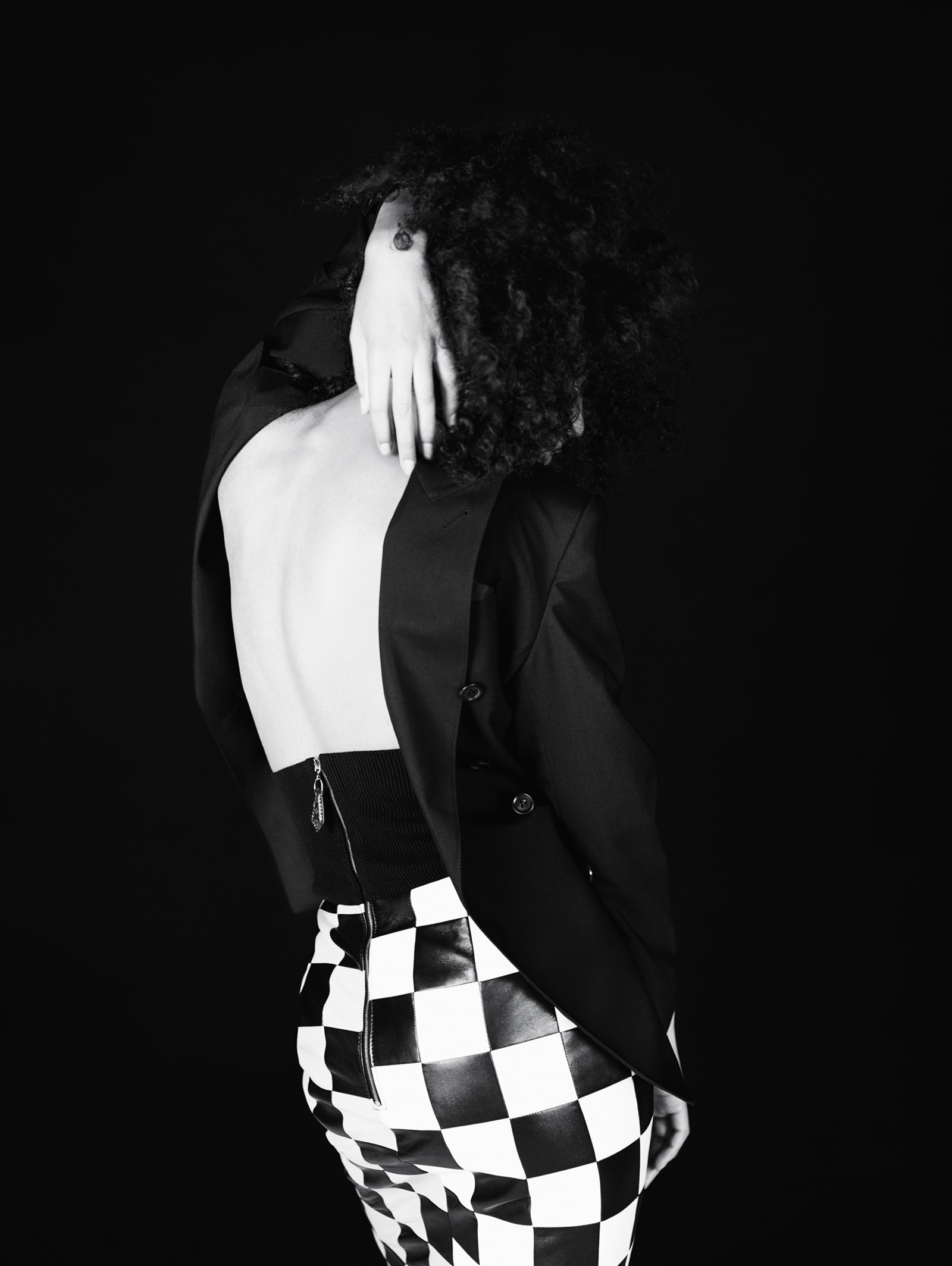 Indya Moore AnOther Magazine Willy Vanderperre fashion style