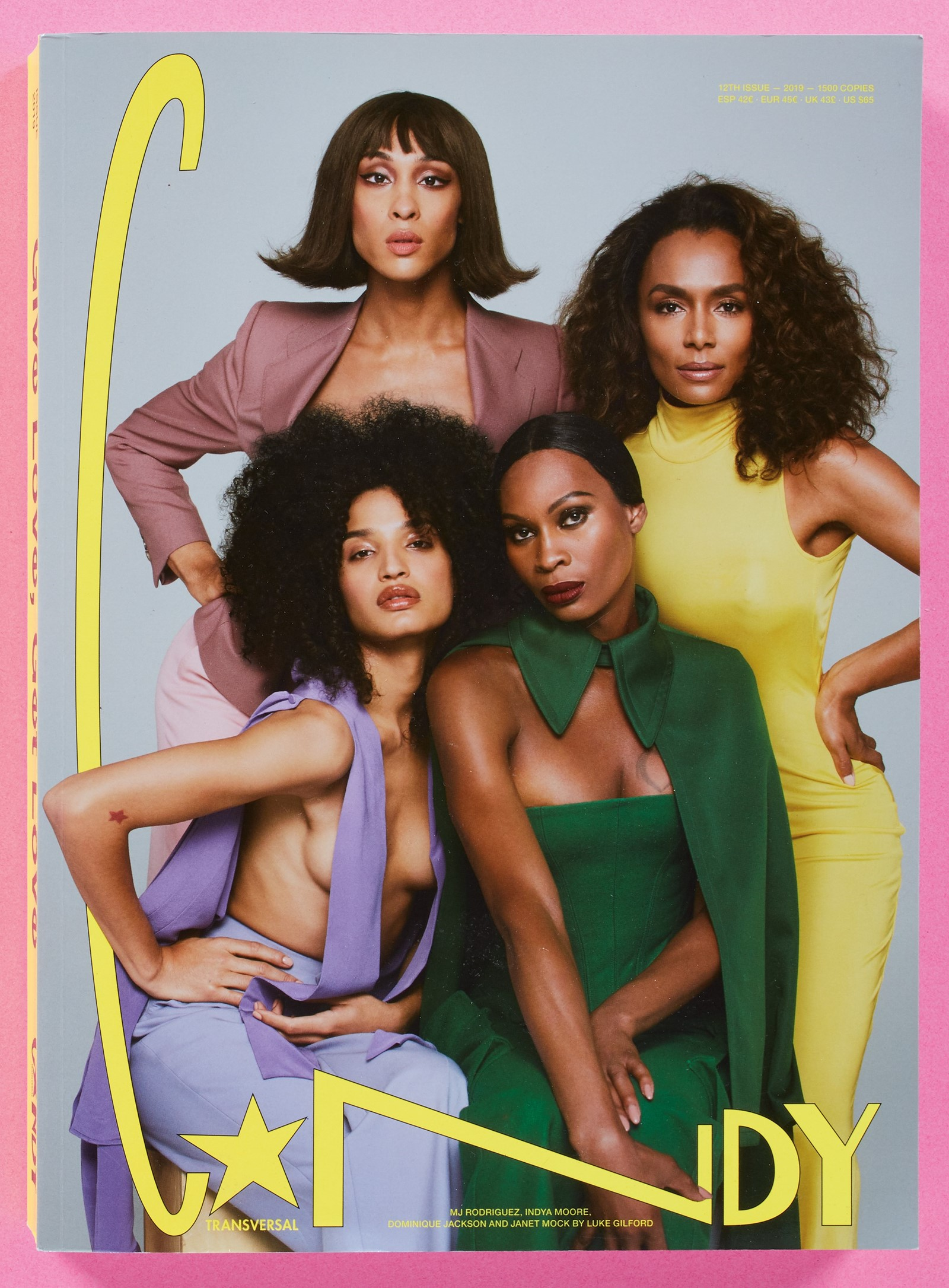Candy Indya Moore Mj Rodriguez Dominique Jackson Janet Mock