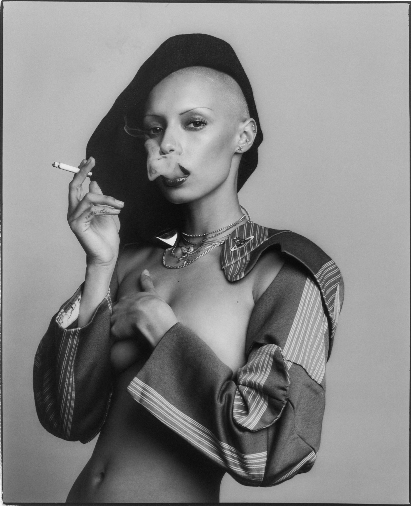Candy Magazine Jazzelle Alexander Fury Archive