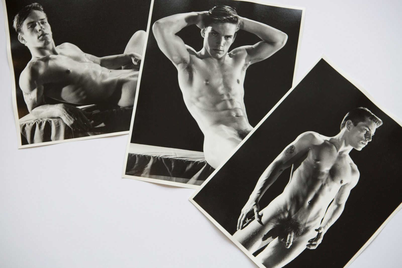 Male Erotica Miles Chapman Archive Tim Blanks