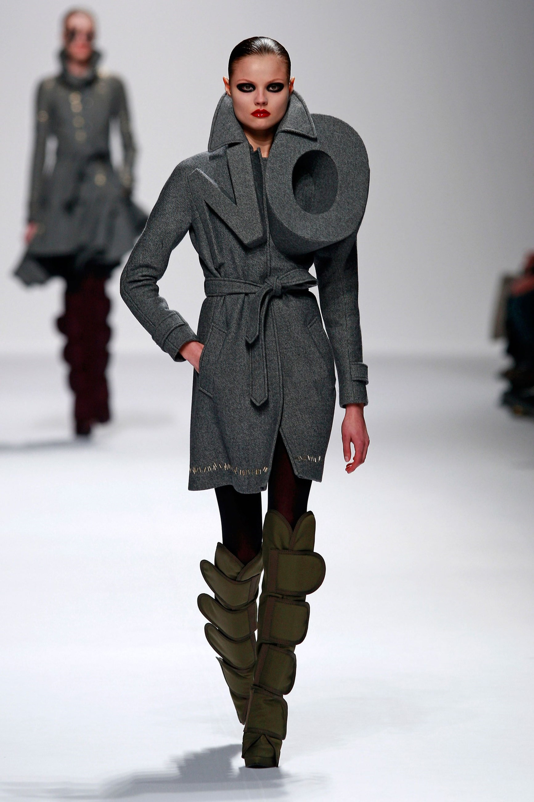 When Viktor Rolf Fashioned A Statement Of Intent Another