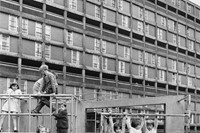 Park Hill Sheffield 1963 (c) Arch Press Archive RI