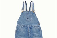 Levi's Vintage 1900 Bib and Brace Overall (womenswear)