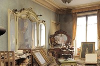 Inside Madame de Florian's Apartment