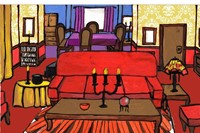 9-Elaine's Living Room 1