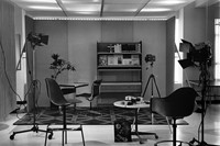 22. The World of Charles and Ray Eames. Set of pho
