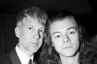 Jefferson Hack and Harry Styles