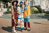 Gucci Chinese New Year Mickey Mouse Disneyland