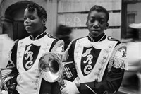 Dawoud Bey. 'Two Girls from a Marching Band', Harlem, NY 199