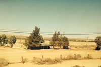 Riding the Station to Station train from Barstow to LA