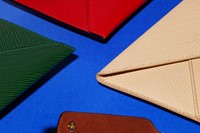 Louis Vuitton envelopes, given as invites to various collect